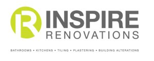 Inspire Renovations logo kitchen fitters and bathroom installers Cheshire, Manchester, Stockport